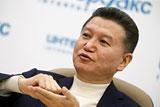 Илюмжинов объявил о возвращении к полномасштабному руководству ФИДЕ