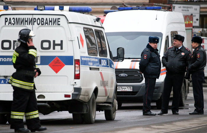 ВПетербурге арестован 1-ый из 6-ти подозреваемых вподготовке теракта вметро