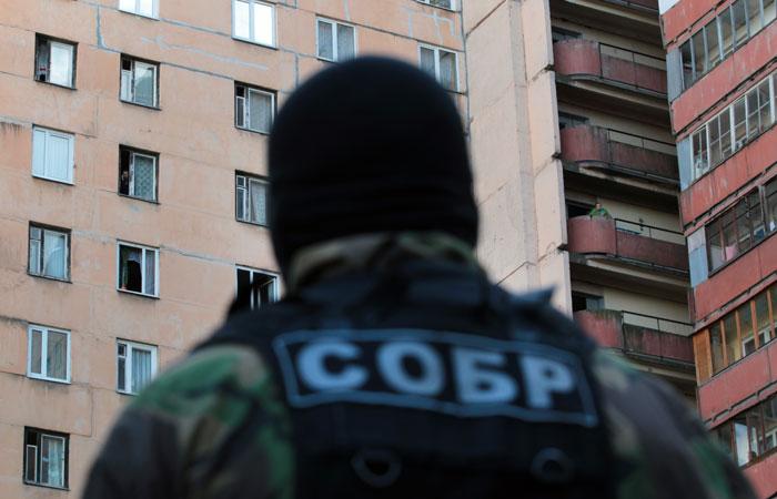 Силовики отчитались озадержании возможных пособников Джалилова после обнаружения бомбы вмногоэтажке