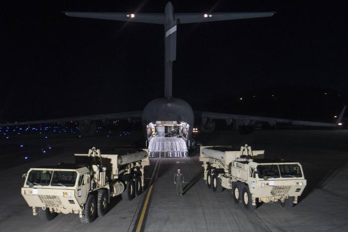 США подтвердили готовность продолжить размещение систем THAAD в Южной Корее
