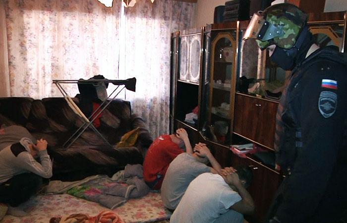 В Петербурге задержали восьмого вербовщика террористов