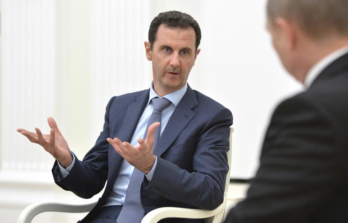 В Кремле опровергли безграничное влияние на Асада