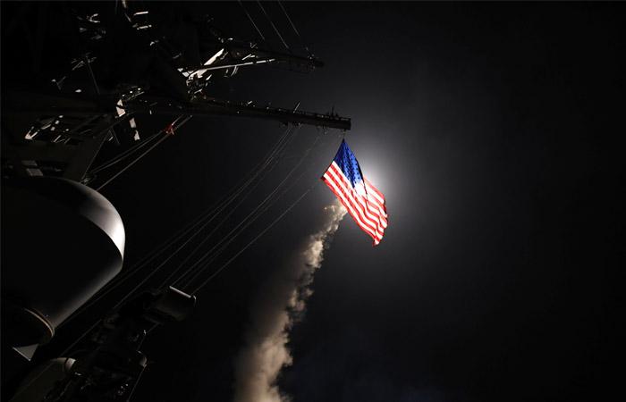Цены на нефть подскочили после ударов США по Сирии