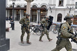 Шведская полиция опровергла слова премьера об аресте подозреваемого в теракте