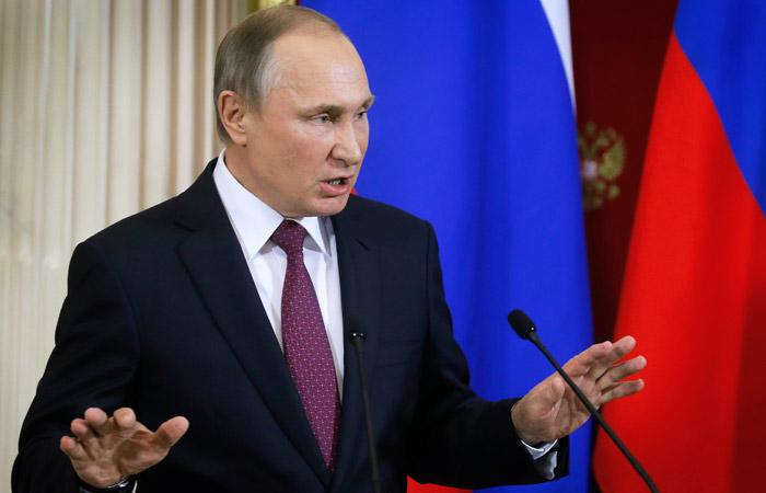 Putin Vyanaya gеtdi