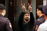 Оппозиционера Развозжаева выпустили из красноярской колонии