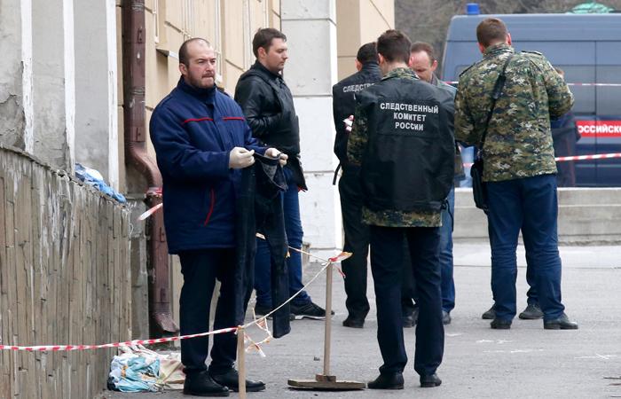 Задержан организатор взрыва у школы в Ростове-на-Дону