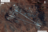 Пентагон подтвердил использование атакованной базы в Сирии военными РФ