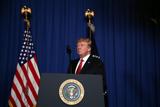 Трамп принял решение об ударе по Сирии после консультаций с Советом нацбезопасности