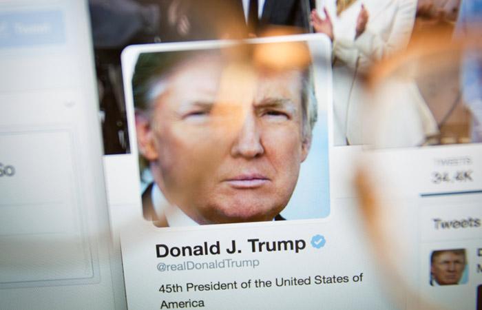 СМИ насчитали около 20 твитов Трампа о недопустимости ударов США по Сирии