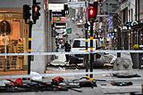 Полиция Швеции посчитала задержанного исполнителем теракта в Стокгольме