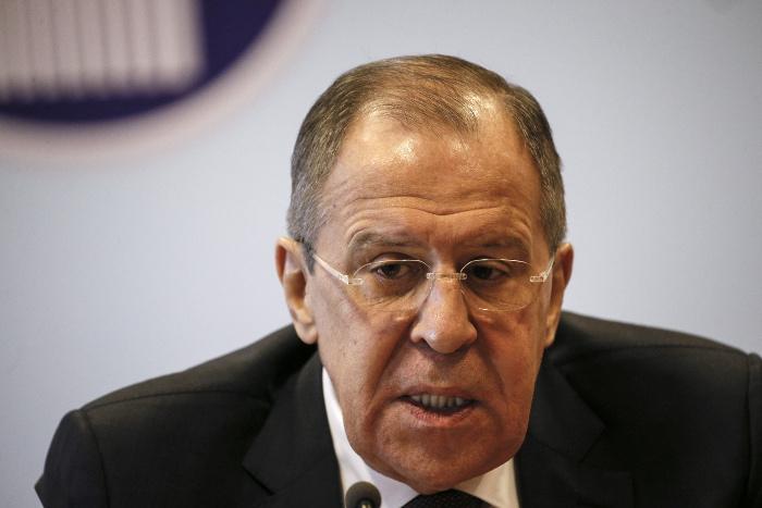 Лавров и Тиллерсон обсудили последствия ракетного удара США в Сирии