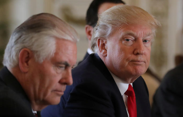 США подготовят санкции против Сирии