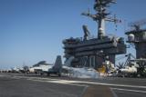 Авианосная объединение USA выдвинулась в район Корейского полуострова