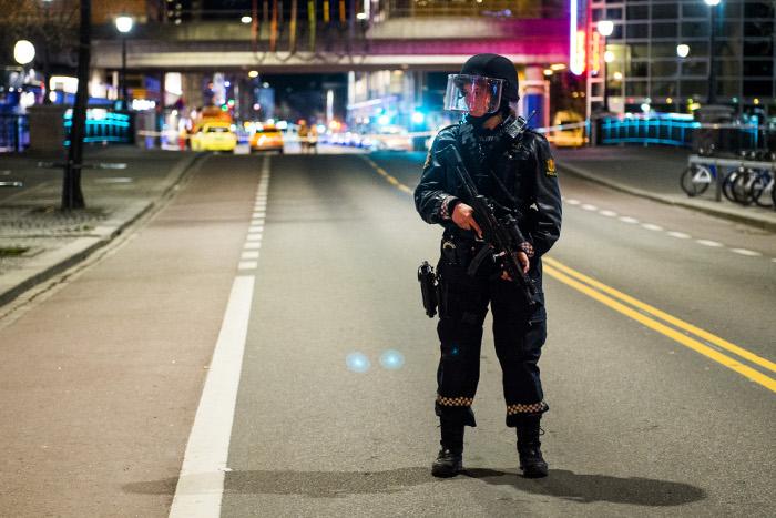 Взрывное устройство обезврежено в норвежской столице