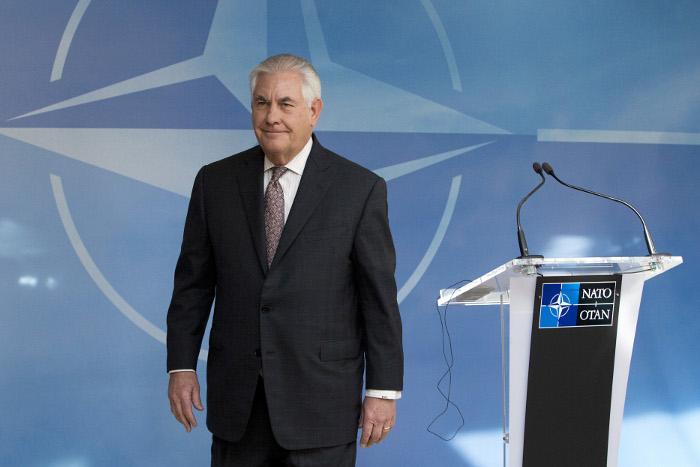 Тиллерсон назвал приоритеты США вСирии