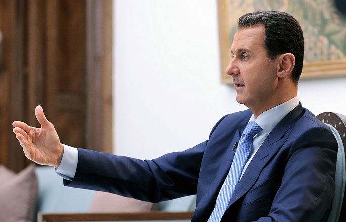 Москва неоткажется отподдержки Асада ради «сделки поСирии»— МИД