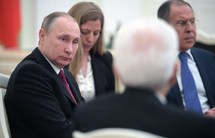 ВСирии готовятся новые провокации схиморужием— Путин
