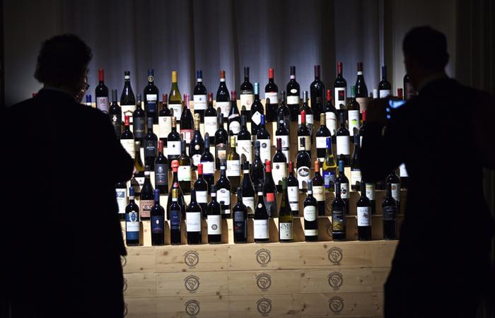 Минсельхоз РФ подсчитал арестованные в Италии бутылки с крымским вином