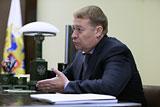 Экс-главу Марий Эл Леонида Маркелова задержали за взяточничество
