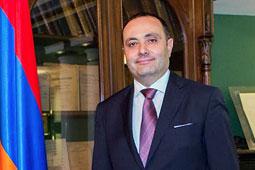 """Посол Армении: в случае угрозы безопасности Ереван применит комплексы """"Искандер"""" без согласования с Москвой"""