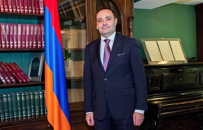 Посол Армении: в случае угрозы безопасности Ереван применит комплексы «Новости - Армения» без согласования с Москвой