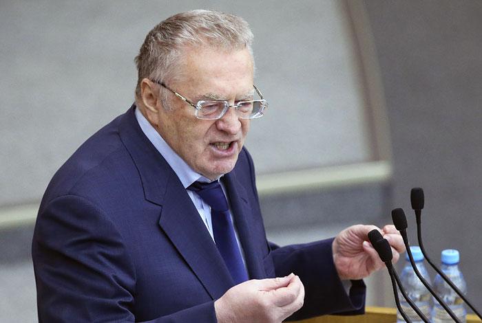 Владимир Жириновский загод увеличил собственный заработок в14 раз