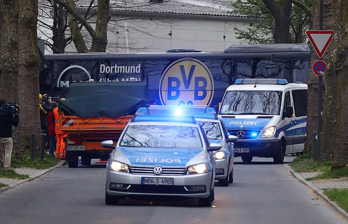 СМИ назвали целью писем с места взрывов в Дортмунде запутать следствие