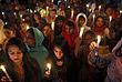 Католическая Пасха в пакистанском городе Лахор