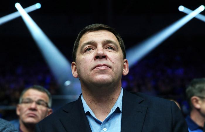 Путин назначил Куйвашева врио губернатора Свердловской области