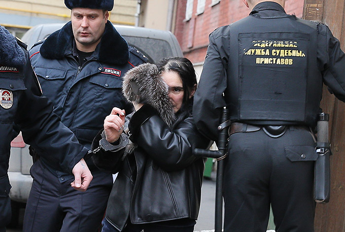 Президент Внешпромбанка признала вину поделу охищениях