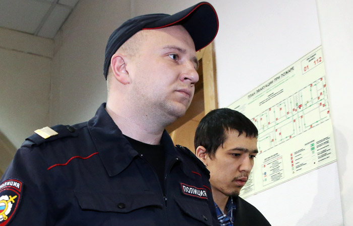 Предполагаемый организатор теракта в метро Петербурга признал вину до суда
