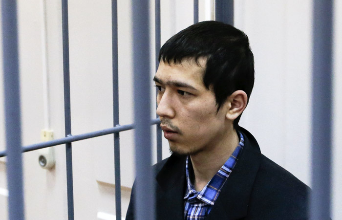Предполагаемый организатор теракта в Петербурге отказался от признания вины