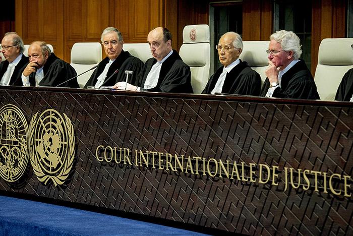 Международный суд ООН отказал Украине всанкциях против Российской Федерации