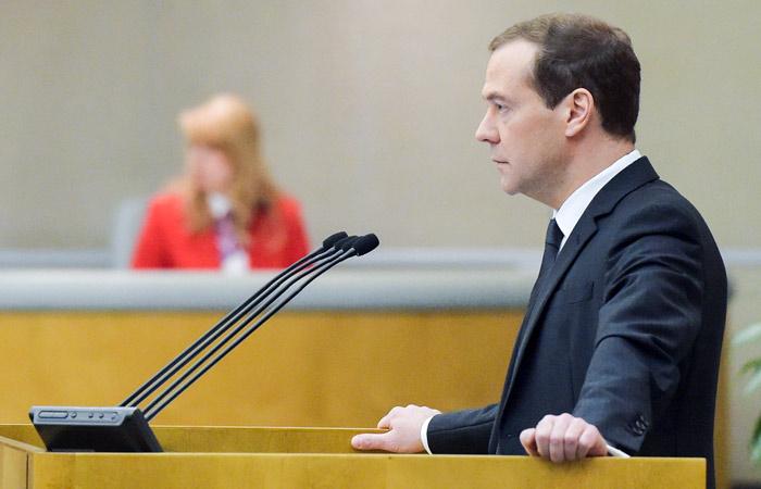 """Медведев назвал расследование ФБК """"лживым продуктом политических проходимцев"""""""