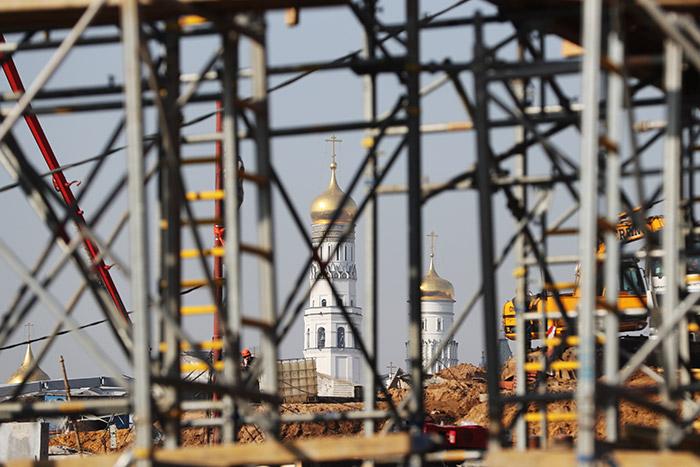 В 2017 году дефицит бюджета Москвы составит 314,4 млрд рублей