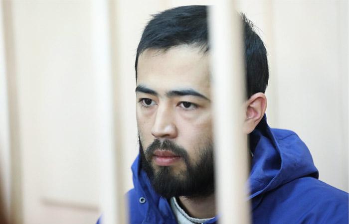 Суд арестовал предполагаемого соучастника теракта в Петербурге Акрама Азимова