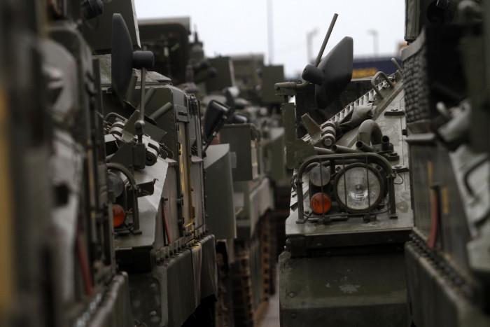 Батальонная боевая группа НАТО приступит к службе в Эстонии