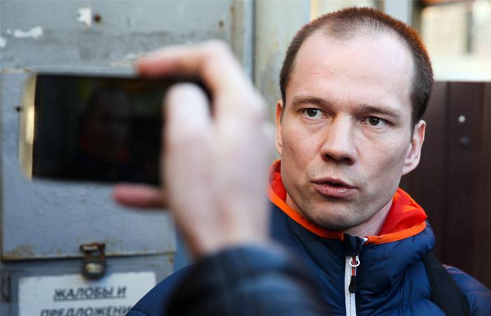 Дадин потребовал компенсацию в 5 млн рублей за незаконное уголовное преследование