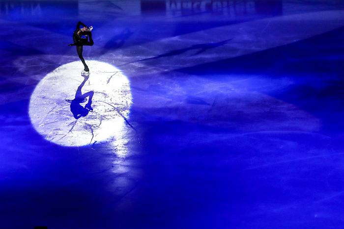 Русская фигуристка Евгения Медведева установила новый мировой рекорд