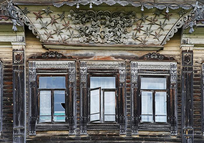 Собянин поддержал идею строительства в Москве деревянных домов