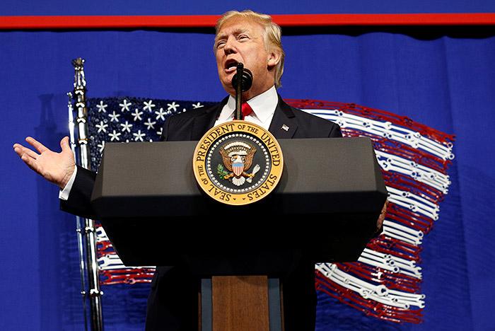 Трамп предложит снизить налог на прибыль компаний до 15%
