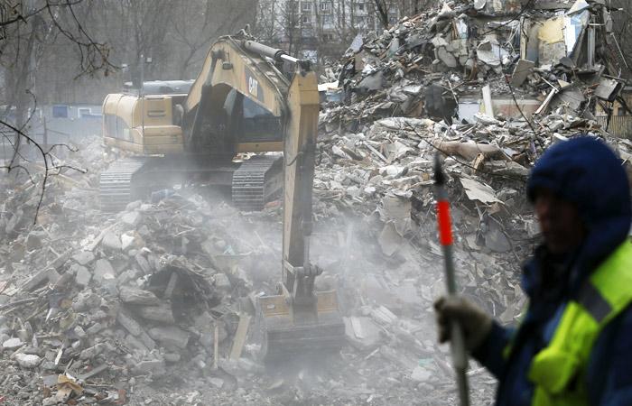 Собянин обещал при переселении из пятиэтажек обеспечить желающим жилье в том же районе