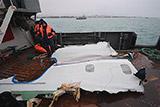 СКР опроверг версию о крушении Ту-154 под Сочи из-за перегруза