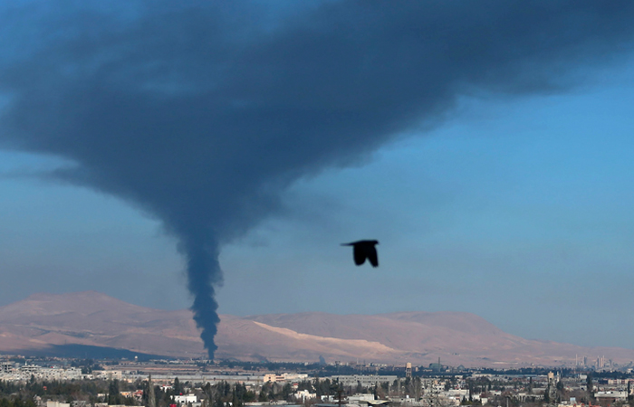 Израильский министр объяснил предполагаемый авиаудар в районе Дамаска