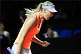 Мария Шарапова вышла в 1/4 финала турнира в Штутгарте