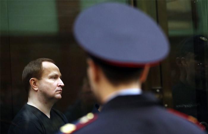 Бывший глава антикоррупционного главка МВД Сугробов получил 22 года колонии