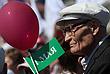 На митинге профсоюзов в Казани