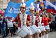 Шествие на Невском проспекте в Петербурге