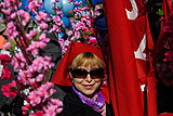 В России около 2,6 млн человек отметили Первомай